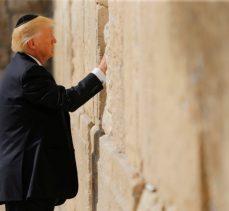 """""""Ziyaretimin asıl sebebi ABD-israil ilişkisinin asla bozulmayacağını göstermekti"""""""