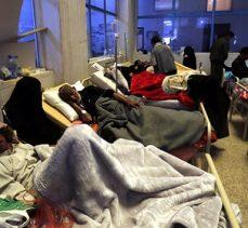 Kolera salgını Yemen'in yüzde 92'sine yayıldı