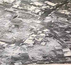 İslam Düşmanı IŞİD, Mübarek Kadir Gecesinde 844 yıllık Büyük Nuri Camisi'ni Havaya Uçurdu