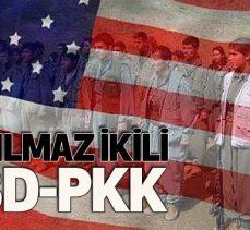 ABD Suriye'den sonra Irak'ta da PKK'yı büyütme faaliyetlerine hız verdi / ÖZEL HABER