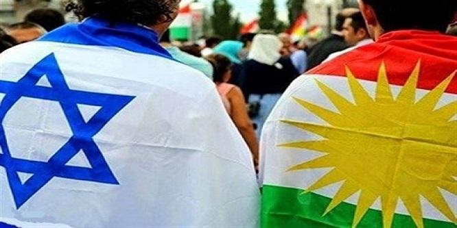 Erbil'de işgalci israil bayraklı kutlamalar başladı
