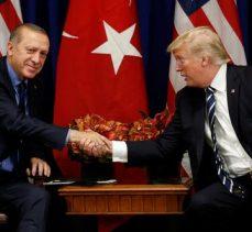 Trump: Arkadaşım olan Cumhurbaşkanı Erdoğan'ı tanımak büyük bir şeref ve ayrıcalık