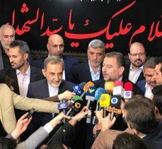 Hamas'ın ikinci ismi Salih El Aruri: İran'a gelmekle, direniş seçeneğine bağlı olduğumuzu ortaya koyuyoruz