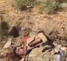 Irak Halk Güçleri ile Barzani'ye bağlı PKK'lı teröristler arasında çatışma! Onlarca terörist öldürüldü