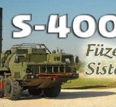 S-400'lere fırtına engeli, Rusya'ya geri döndüler