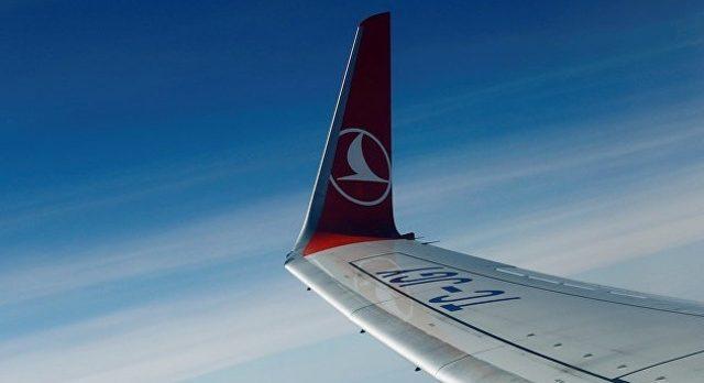 Atatürk Havalimanı'ndan kalkış yapan THY uçağına yıldırım isabet etti